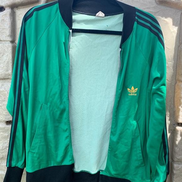 adidas Jackets & Blazers - Vintage Adidas track jacket